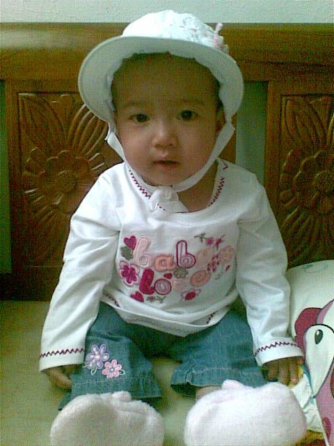 Sweet little Lana